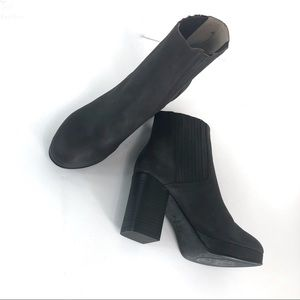 New Eileen Fisher real leather boots 6 1/2 (#15)